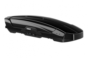 Box THULE Motion XT Sport Czarny metalik
