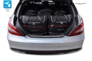MERCEDES-BENZ CLS SHOOTING BRAKE 2012-2017 TORBY DO BAGAŻNIKA 5 SZT