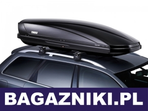 Box THULE Motion XL 800 Czarny metalik