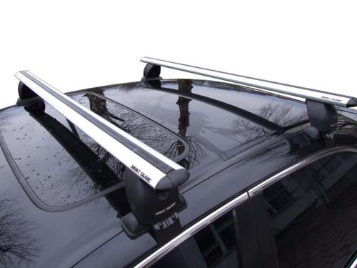 Bagażnik Bazowy Audi A4 B8a6 C7 Sedan Fk162 Bu1 118 Alu Box