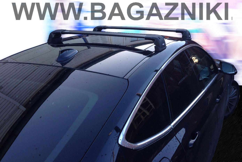 Bagażnik Samochodowy Bmw 3 Gt F34 5 D I 3 F30 4 D Thule